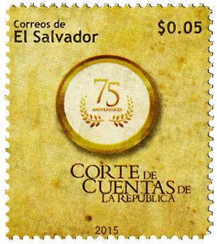 n° 1864 - Timbre SALVADOR Poste