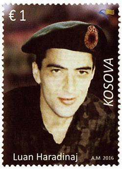 n° 202/203 - Timbre KOSOVO Poste