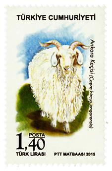 n° 3773 - Timbre TURQUIE Poste