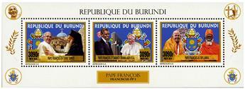n° 2327 - Timbre BURUNDI Poste