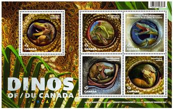 n° F3255 - Timbre CANADA Poste
