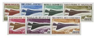 Grande Série Coloniale : Concorde (1969)