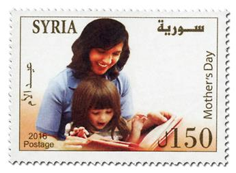 n° 1576 - Timbre SYRIE Poste