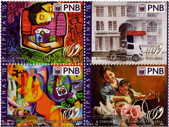 n° 4046 - Timbre PHILIPPINES Poste