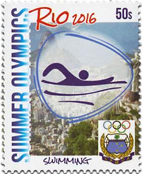 n° 1202/1206 - Timbre SAMOA Poste