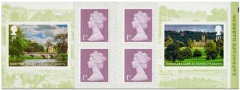 n° C4347 - Timbre GRANDE-BRETAGNE Carnets