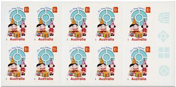 n° C4346 - Timbre AUSTRALIE Carnets