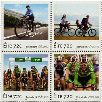 n° 2183/2186 - Timbre IRLANDE Poste