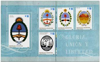 n° 3105 - Timbre ARGENTINE Poste