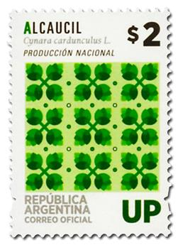 n° 3139 - Timbre ARGENTINE Poste