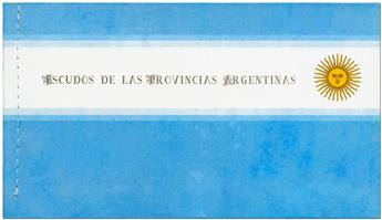 n° C3105 - Timbre ARGENTINE Carnets