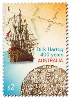 n° 4372 - Timbre AUSTRALIE Poste