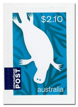 n° 4387 - Timbre AUSTRALIE Poste