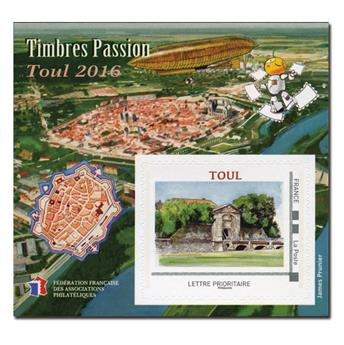 n.o 12 -  Sello Francia Federaci?n Francesa de Asociaciones Filatélicas (FFAP)