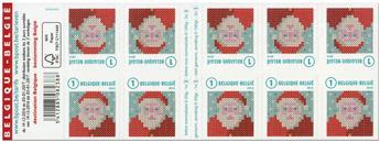 n° C4623 - Timbre BELGIQUE Carnets