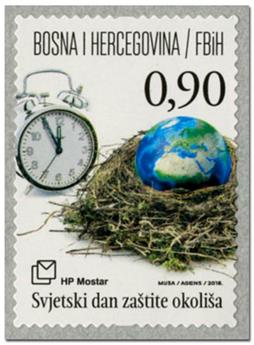 n° 399 - Timbre HERCEG-BOSNA Poste