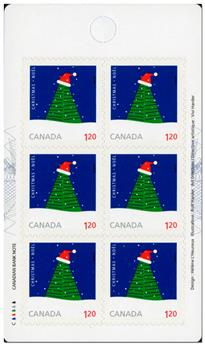 n° C3310 - Timbre CANADA Carnets
