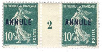 France : Annulé n°159*
