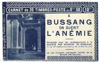 France : Carnet n°199-C21**