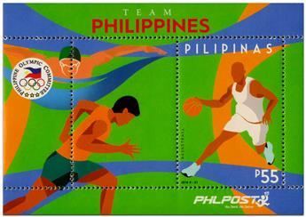 n° 363 - Timbre PHILIPPINES Blocs et feuillets