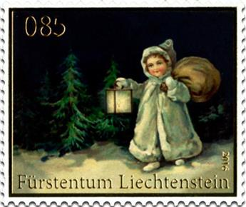 n° 1774 - Timbre LIECHTENSTEIN Poste