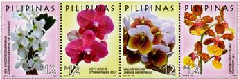 n° 4064 - Timbre PHILIPPINES Poste