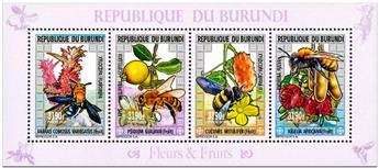 n° 2392 - Timbre BURUNDI Poste