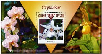 n° 1077 - Timbre GUINÉE-BISSAU Blocs et feuillets