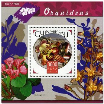 n° 1162 - Timbre GUINÉE-BISSAU Blocs et feuillets