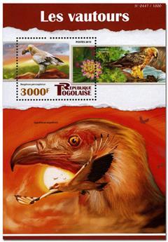 n° 1065 - Timbre TOGO  Blocs et feuillets