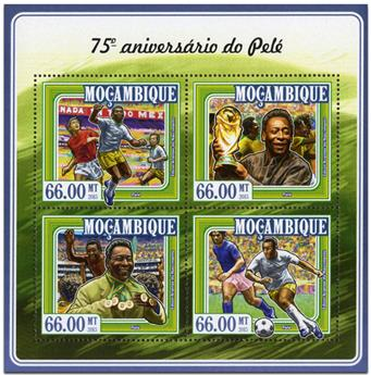 n° 6375 - Timbre MOZAMBIQUE Poste