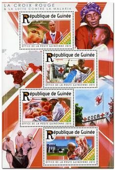 n° 7706 - Timbre GUINÉE Poste
