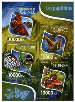 n° 8014 - Timbre GUINÉE Poste