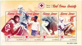 n° 5557 - Timbre SIERRA LEONE Poste