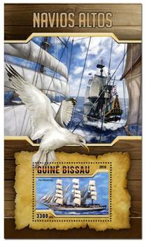 n° 1209  : Timbre GUINÉE-BISSAU Blocs et feuillets