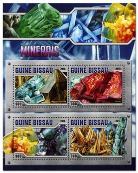 n° 6496  : Timbre GUINÉE-BISSAU Poste