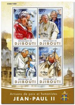 n° 951  : Timbre DJIBOUTI Poste