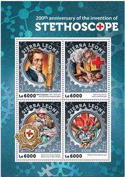 n° 5937  : Timbre SIERRA LEONE Poste