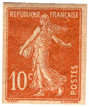 n°138g** ND - Timbre France Poste