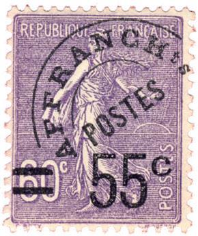 n°47* - Timbre France Préoblitérés