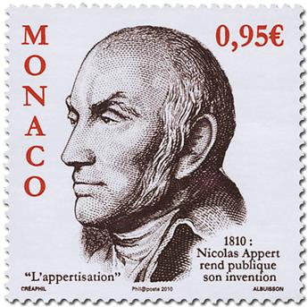 n° 2746 -  Selo Mónaco Correios
