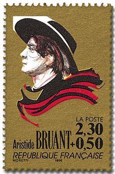 n° 2649 -  Selo França Correios