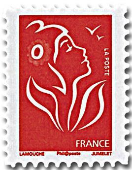 n° 49B (3802Ab) -  Selo França Autoadesivos