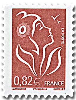 n° 53B (3802Ba) -  Selo França Autoadesivos