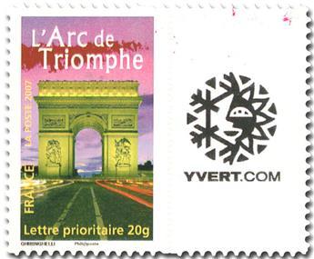 n° 3599B -  Timbre France Personnalisés
