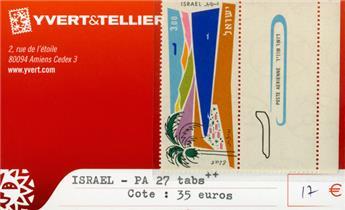 ISRAEL PA - n°27 tab ++