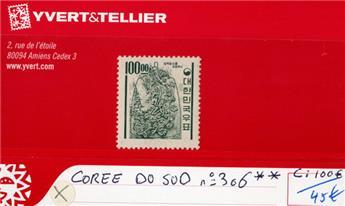 COREE DU SUD - n°306**