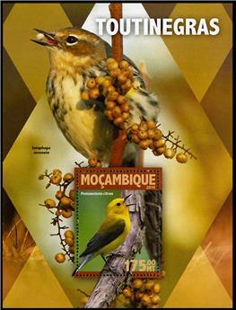 n° 1066 - Timbre MOZAMBIQUE Blocs et feuillets