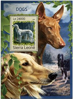 n° 1093 - Timbre SIERRA LEONE Blocs et feuillets