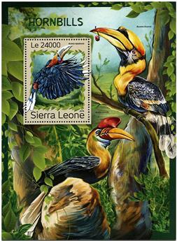 n° 1108 - Timbre SIERRA LEONE Blocs et feuillets